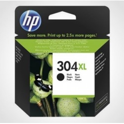 HP 304XL BK, Original Patron