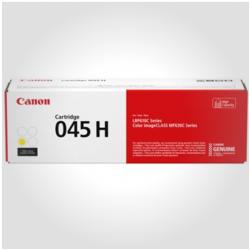 Canon CRG 045H Y, Original toner