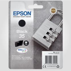 Epson 35 BK, Original patron