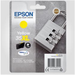Epson 35XL Y, Original patron
