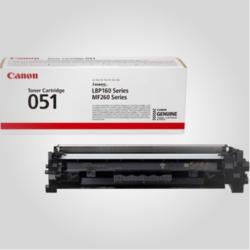 Canon CRG 051 BK, Original toner