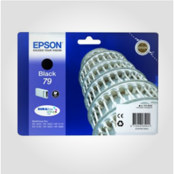 Epson 79 BK (T7911), original printerpatron