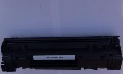 CRT 712/ CB 435 BK, kompatibel toner