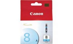 Canon CLI 8 Foto Cyan  Original Patron
