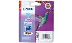 Epson T0805 LC, original blækpatron