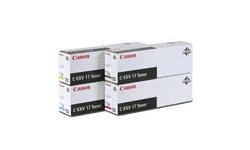 Canon C-EXV 17 Y, Original Toner