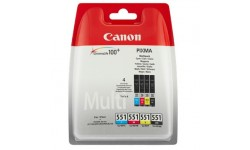 Canon CLI 551  C/M/Y/BK multipack